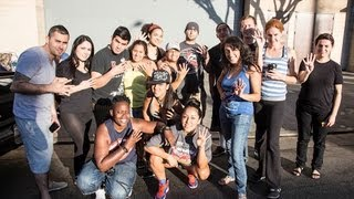 Kiara Mia+Dj Starlett Giving Back to the Community!