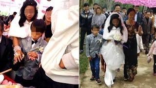 Nổi bật ngày: Đám cưới 'chú rể 8 tuổi' gây xôn xao Hà Tĩnh [Tin tức trong ngày]