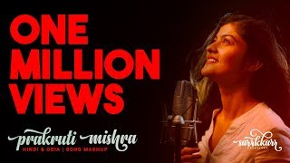 Hindi & Odia song mashup   Prakruti Mishra   Enthuzest Art Studio