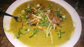 Beef Haleem by king chef shahid jutt