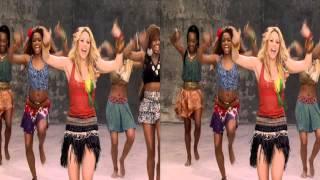 Shakira Waka Waka 3D SBS The Official 2010 FIFA World Cup™ Song