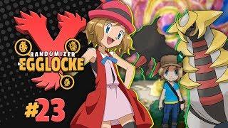 GIVE ME A MOMENT!! - Pokemon Y Randomized Egglocke w/ Astroid! Ep 23!