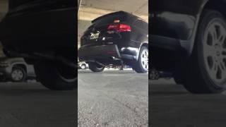 Acura MDX SH-AWD Exhaust/Rev 720P