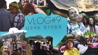 VLOG№9/USVA river