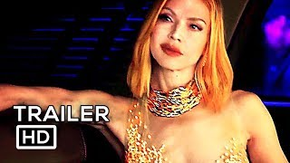 ALTERED CARBON Official Trailer #2 (2018) Netflix Sci-Fi Series HD