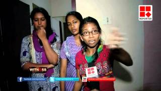 Kochi private hostel thrown the girls out at night