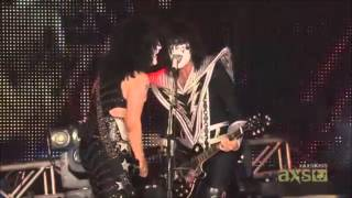 KISS - Shock Me/Outta This World + Tommy & Eric Jam [Zurich 2013]