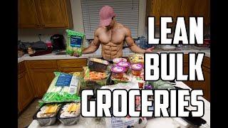 Lean Bulk Grocery Haul