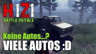 Keine Autos...? Viele Autos :D | H1Z1 | Battle Royale #65 | German | iFear