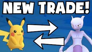 Pokemon Go NEW TRADING ITEMS AND POKEMON (UPDATE LEAK) | BUDDY SYSTEM + LEGENDARY POKEMON DISCUSSION