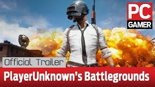 Exclusive! PlayerUnknown's Battlegrounds official trailer