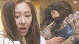 다솜, 송하윤과 격한 몸싸움 '졸지에 살인자 된 상황' @언니는 살아있다 2회 20170415
