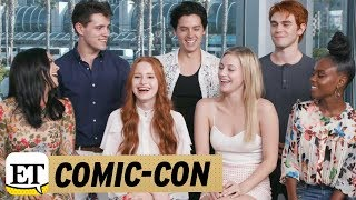 EXCLUSIVE: The Cast of Riverdale Teases New Love Interests -- Find Out Who