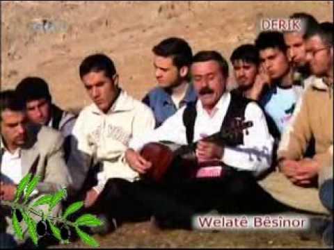 Necmedînê Dêrikî li ROJ TV Dêrikya Cîyayê Mazî li ROJ TV 5