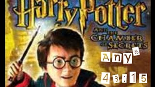 Harry Potter 2 PC Any% in 43:15