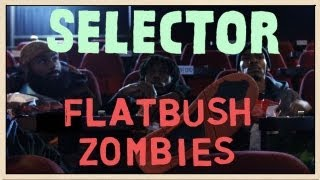 Flatbush Zombies Go To The Movies - Selector