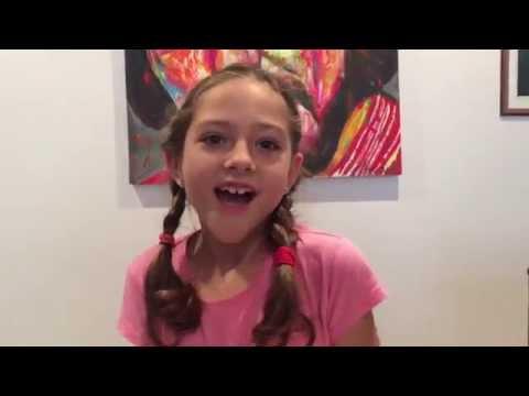 Una niña se niega a cantar Frozen y nunca imaginarás lo que pasará a continuación