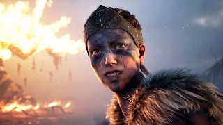 HELLBLADE Cinematic Trailer (PS4)