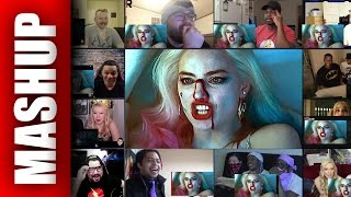 SUICIDE SQUAD 2 Weird Trailer Reactions Mashup