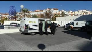 Sorprendido cuando vendía cocaína cerca de un colegio en Huelva