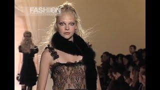 BLUGIRL Fall Winter 2006 2007 Milan-  Fashion Channel