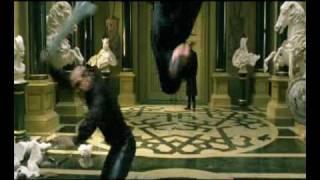 Matrix Reloaded Music Video (Linkin Park - Faint)