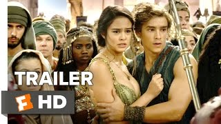 Gods of Egypt TRAILER 2 (2016) - Gerard Butler, Brenton Thwaites Movie HD
