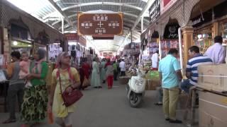 The bazaar of Kashgar / Le bazar de Kashgar (Xinjiang - China)