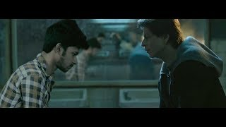 FAN MOVIE SCENE RECREATED | SHAH RUKH KHAN | SHAH RUKH FARMAAN |