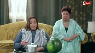 يوميات زوجة مفروسة أوي ج2 - ذات مومينت لما دكتور الرجيم يقولك العشاء كوب زبادي وثمرة فاكهة