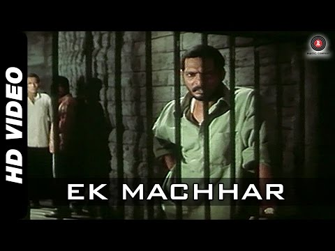 Ek Machhar | Yeshwant 1996 | Nana Patekar | Bollywood Superhit Dialogue