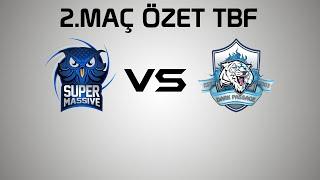 DarkPassage vs Supermassive TBF 2.Maç Özeti 2016 Türkiye Büyük Finali