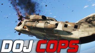 Dept. of Justice Cops #228 - San Andreas War Zone (Criminal)
