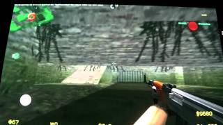 Counter Strike mini on Galaxy Nexus