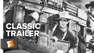 Stagecoach (1939) Official Trailer - John Wayne, John Ford Western Movie HD