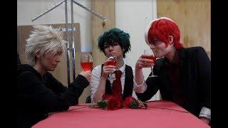 TodoDeku vs BakuDeku Valentines (BNHA cosplay skit)