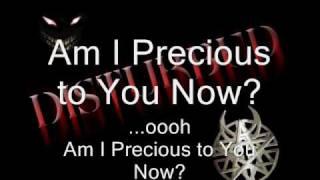 Disturbed Rise (lyrics)