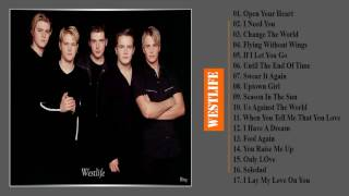 Westlife Greatest Hits Collection Album Best Of Westlife