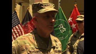 NATO Commander Confirms Killing of Abu Sayed