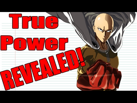 How Strong is Saitama One Punch Man