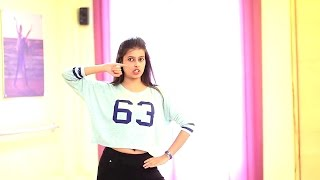 Luv Letter Dance tutorial by Naina | Dancercise | Aditi Rao