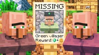 Villager & Witch Life 3 - Minecraft Animation