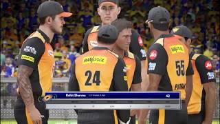 MI vs SRH 23rd T20 highlights Vivo IPL 2018 Ashes cricket 17 gameplay