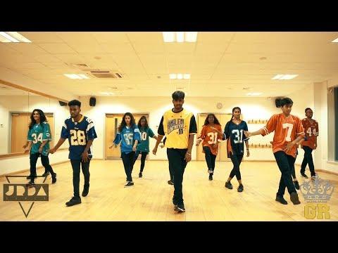 Tamil Kuthu Dance Performance   JRDA x Gaana Rajas   D. Imman   @JeyaRaveendran Choreography
