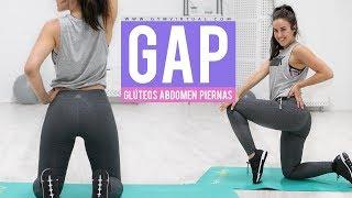 Glúteos abdomen y piernas | Ejercicios para tonificar