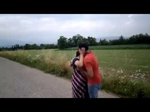 Desi Girl Kissing Video  14