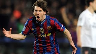 Lionel Messi ● Ultimate Dribbling Skills 2009/2010 |HD