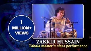 Zakir Hussain | Tabla Master's Performance Graces IFFK 2015 | Manorama Online