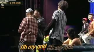 Jay Park 박재범 & Dok2 funny moments on SMTM6