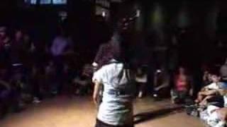 Eri vs Ynot - Mighty 4 Finals 2007 - Toprock